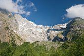 Glacier Du Miage - Mont Blanc