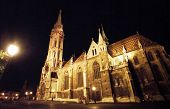 St. Mattias Church In Budapest