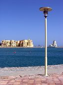 New Marina, El Gouna, Red Sea, Egypt
