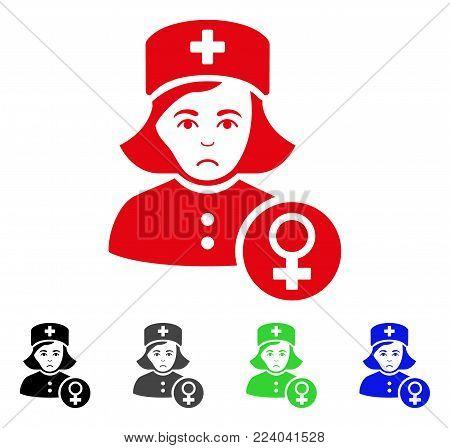 Dolor Gynecologist Lady