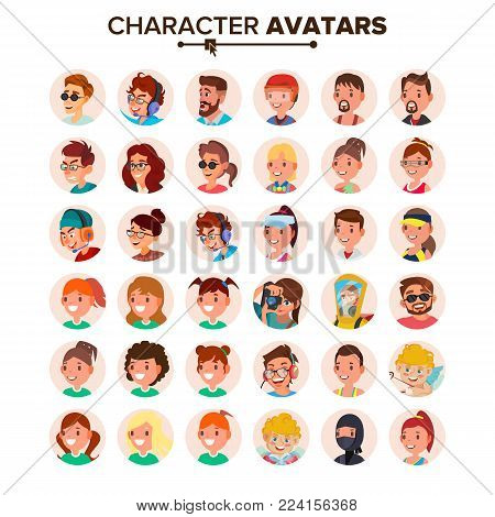 Character People Avatar