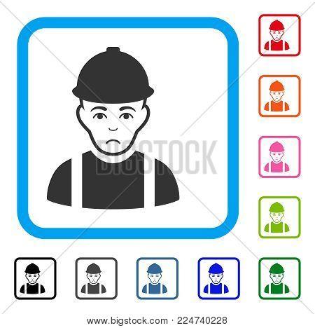 Dolor Worker vector