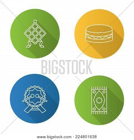 Islamic culture flat