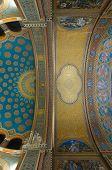 Votive Church Detailed Ceiling