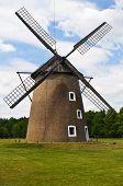 Large Windmill Of Opusztaszer