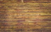 Background Of A Wooden Wall