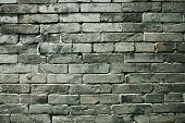 Gray Brick Wall Texture