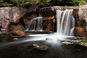 Lake Katherine Waterfall