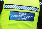 picture of bobbies  - Police Community Support Officer  - JPG