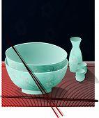 Japanese Dinnerware