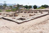 Ayla Ruins In Aqaba, Jordan