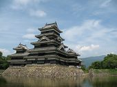 Matsumoto Castle In Japan