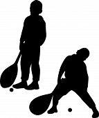 Jogador de tenis