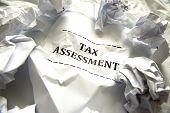 Taxes Assessment!!