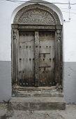 Door In Zanzibar