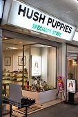 Shoe Store In Japan