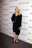 LOS ANGELES - FEB 19:  Naomi Watts arrives at the BVLGARI Celebrates Elizabeth Taylor's Jewelry Coll