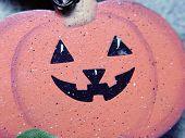 image of jack-o-laterns-jack-o-latern  - Halloween Pumpkin taken close - JPG