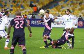 Uefa Europa League Game Fc Dynamo Kyiv Vs Bordeaux