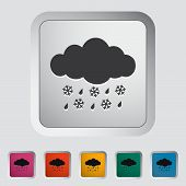picture of sleet  - Sleet - JPG
