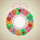 Christmas  wreath esp10