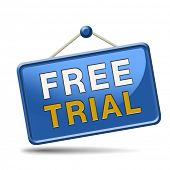 trial version and free product sample, test or try it here and now. No charges unique promotion offe