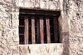 Window At The Alamo