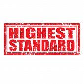 Highest Standard-stamp