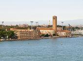 Glassworks In The Venetian Island Of Murano