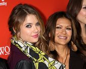 LOS ANGELES - OCT 15:  Ashley Benson, Nia Peeples at the