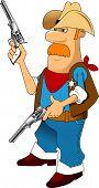 Cowboy With A Gun
