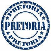 Pretoria-stamp