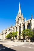 St Mary''s University Church, Oxford, Oxfordshire, England