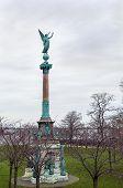 Monument To Fallen Seamen, Copenhagen