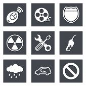Icons for Web Design set 37