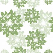 abstract vector seamless retro pattern, background
