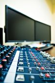 Audio Mixer And Pc
