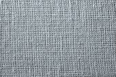 Textile Texture Of Rough Silvery Color Fabric