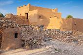 Ancient Fortress, Iberian Citadel Of Calafell, Catalonia, Spain