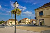 Town Of Krizevci In Croatia