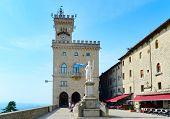 San Marino Touristic