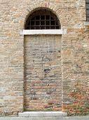 Bricks Door