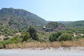 Summer Landscape, Greek.