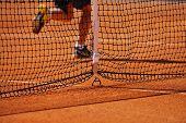 Tennis Net Detail