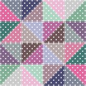 patchwork background wth different paterns
