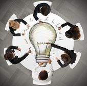 Teamwork Idea