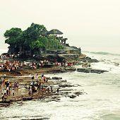 Tanah Lot, Bali, Indonesia.