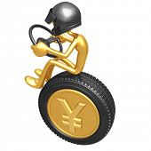 Yen Coin Currency Racer