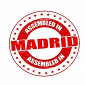 Assembled In Madrid