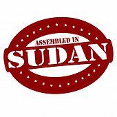 Assembled In Sudan